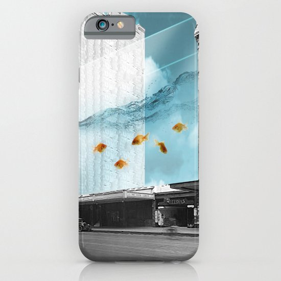 between the walls iPhone & iPod Case