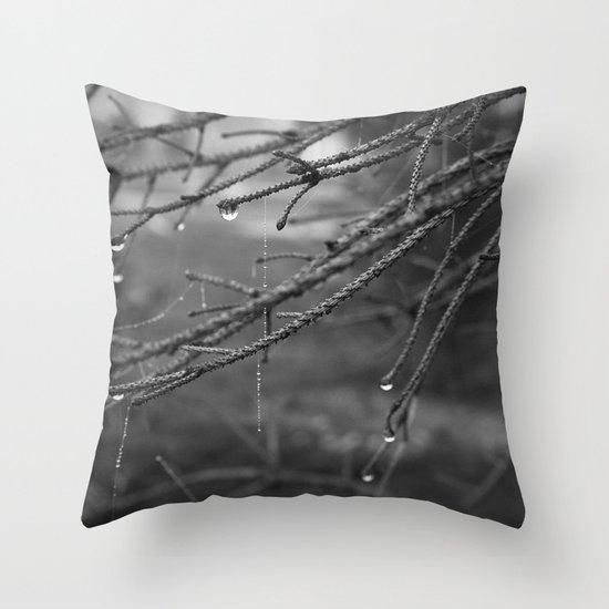 Aranea Ornament Throw Pillow