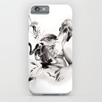 "iPhone & iPod Case featuring P.O.A.M (Portrait of a Memory) ""O"" by Martin Kalanda"
