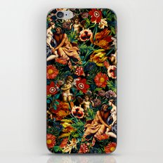 HERA and ZEUS Garden iPhone & iPod Skin
