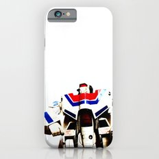 Let's fight like robots Slim Case iPhone 6s