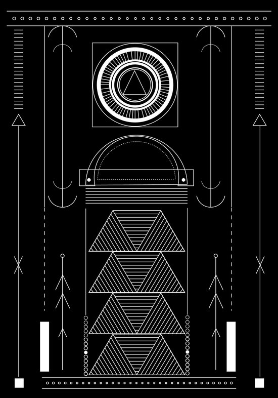 circuit Canvas Print
