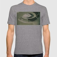 teardrop stairs Mens Fitted Tee Athletic Grey SMALL