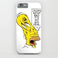 Sans Crops iPhone 6 Slim Case