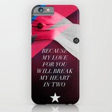 Blackstar (from Mars) Slim Case iPhone 6s