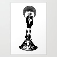 There're New Worlds Insi… Art Print