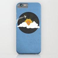 Sunburst Records iPhone 6 Slim Case