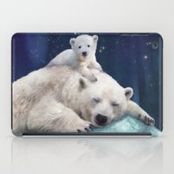Polar Bears iPad Case