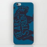Bears Any Strain iPhone & iPod Skin