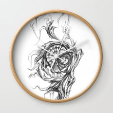 grasshopper Wall Clock