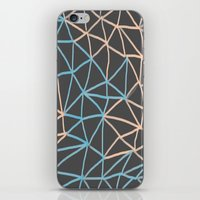 Non-linear Points iPhone & iPod Skin