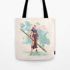 Rima The Jungle Girl Tote Bag