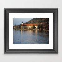 Tegernsee Germany Framed Art Print