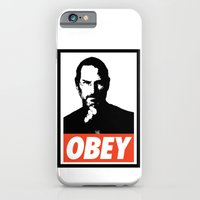 Obey Steve Jobs iPhone 6 Slim Case