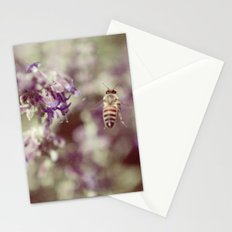 Yesterday in the Lavendar Stationery Cards