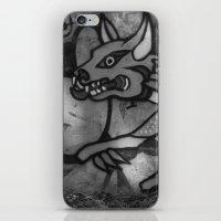 Garuda Dog iPhone & iPod Skin
