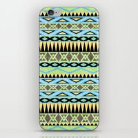 Less Work More Play! iPhone & iPod Skin
