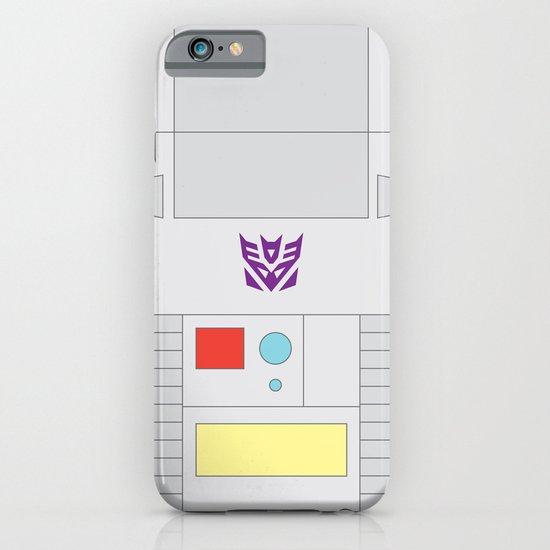 Megatron Minimalist iPhone & iPod Case