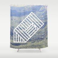 O1 Shower Curtain