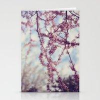 Niagara Blossoms Stationery Cards