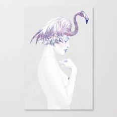 Dahlia 2  Canvas Print