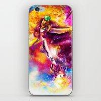 LIRIOPE iPhone & iPod Skin