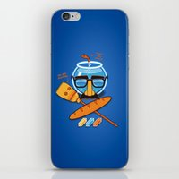 Anti-Mindbenders Surviva… iPhone & iPod Skin