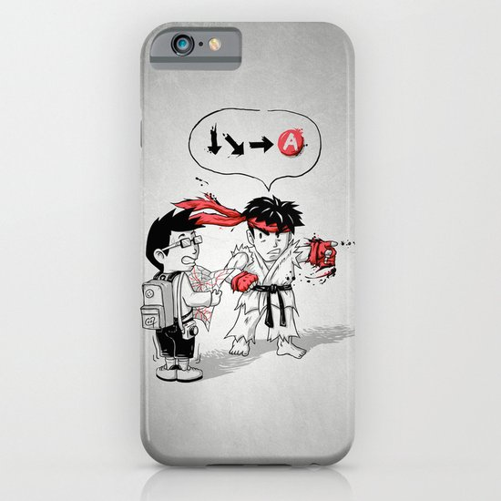 Hadoken? iPhone & iPod Case
