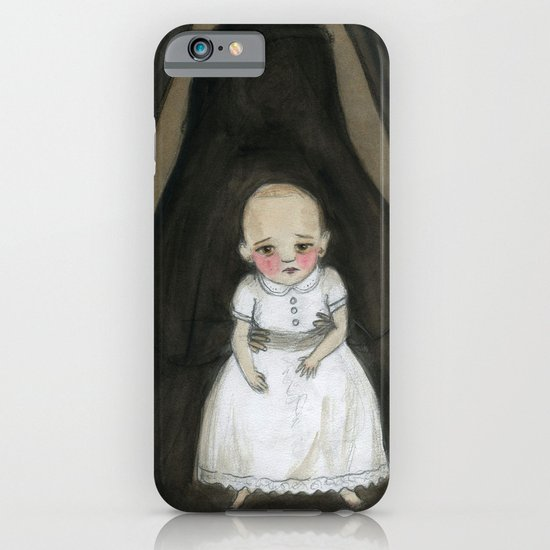 The Hidden Mother iPhone & iPod Case