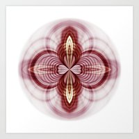 Ornament Art Print