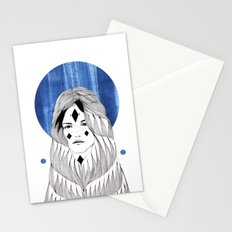 Winter Hymn Stationery Cards