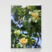 Tulip Maple Stationery Cards