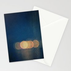 Mirage -- Abstract Light Photo Montage Stationery Cards