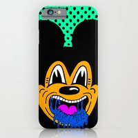 MOUSE SICK.  (On Mint). iPhone 6 Slim Case