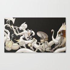 Matsuri (Festival) Canvas Print