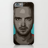 iPhone & iPod Case featuring Breaking Bad Jesse by Ciaran Monaghan Art