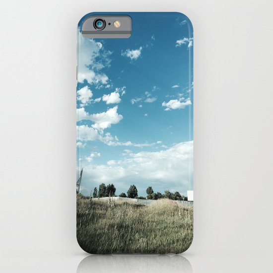 drive in movie iPhone & iPod Case
