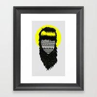 PAT STONE Framed Art Print