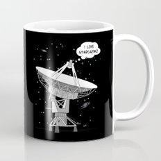 I love stargazing! Mug