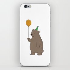 Bear Party iPhone & iPod Skin