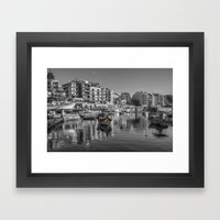 St Julians Isolation  Framed Art Print