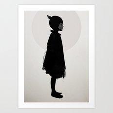The Dream Of Love Art Print
