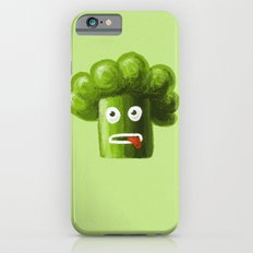 Stressed Out Broccoli iPhone 6 Slim Case