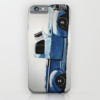 iPhone & iPod Case featuring My First Truck by The Shadley Brothers