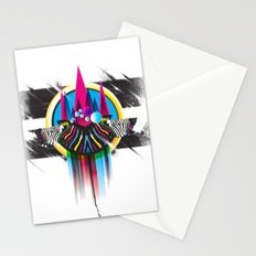 Wild Stripes Stationery Cards