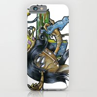 iPhone & iPod Case featuring - Black Music Queen - Mr.Klevra by Mr.Klevra