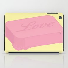 Love bubbles iPad Case