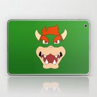 Bowser Super Mario Bros. Laptop & iPad Skin