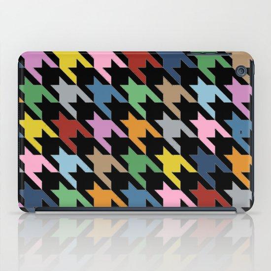 Black Dog T iPad Case