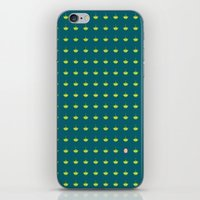 Famous Capsules - Buzz F… iPhone & iPod Skin